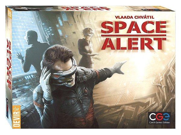 Jogo Space Alert