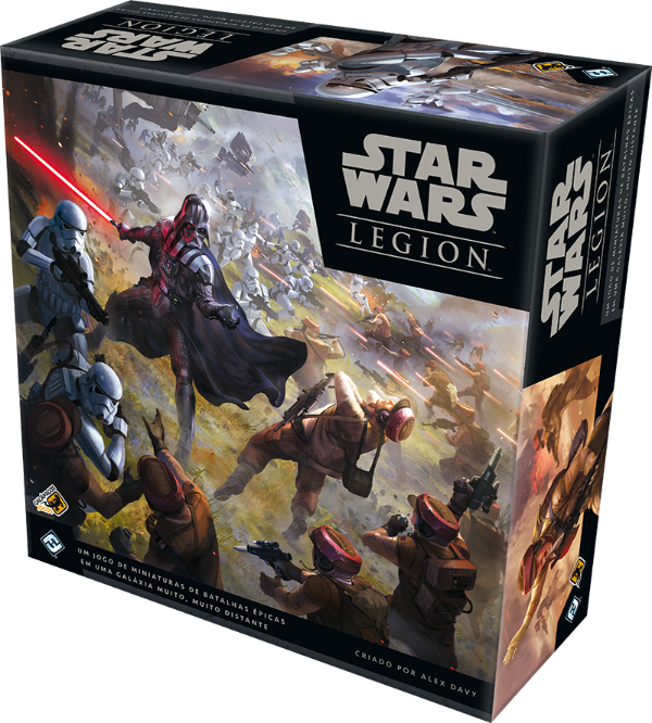 Jogo Star Wars Legion Core Set