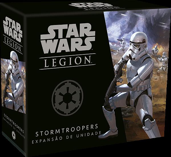 Jogo Star Wars Legion Expansão Stormtroopers