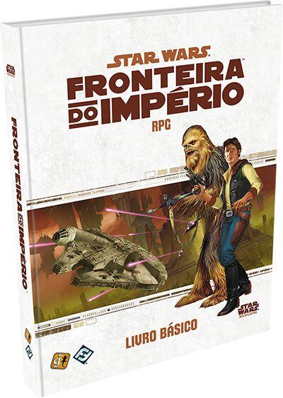 Jogo Star Wars RPG - Fronteira do Império: Kit do Mestre