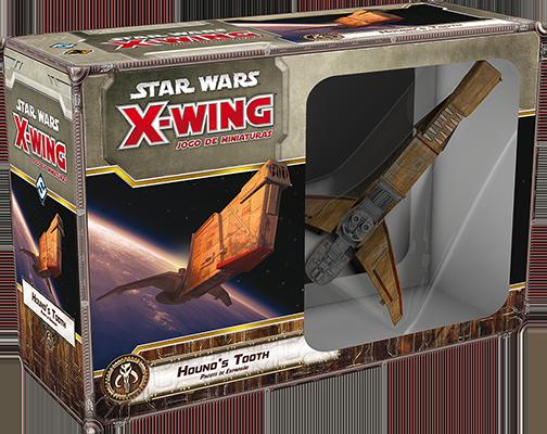 Jogo Star Wars X-Wing Expansão Hound's Tooth