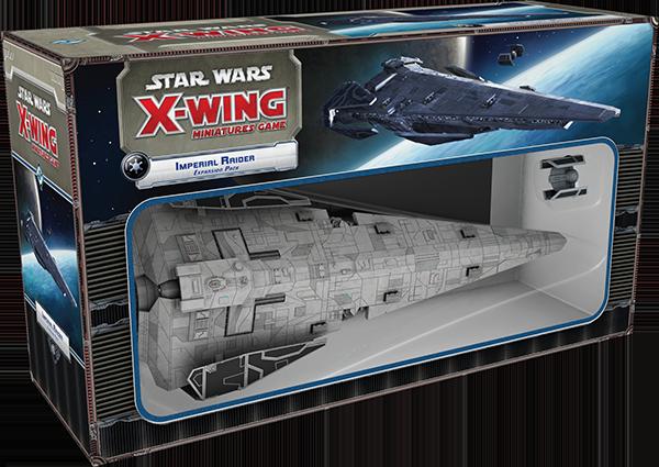 Jogo Star Wars X-Wing Expansão Imperial Raider