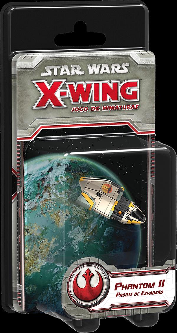 Jogo Star Wars X-Wing Expansão Phantom II
