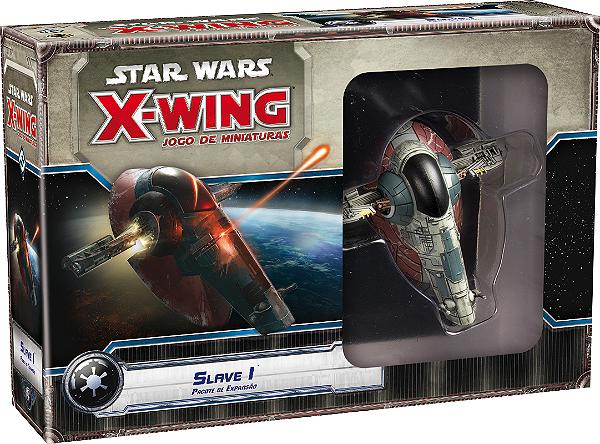 Jogo Star Wars X-Wing Expansão Slave 1