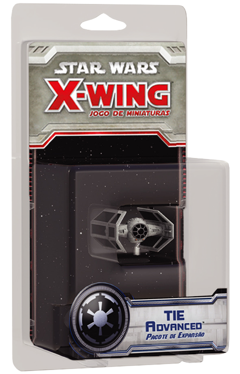 Jogo Star Wars X-Wing Expansão TIE Advanced
