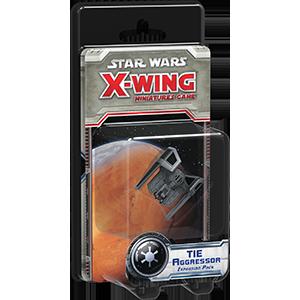 Jogo Star Wars X-Wing Expansão TIE Aggressor