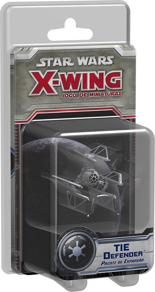 Jogo Star Wars X-Wing Expansão TIE Defender