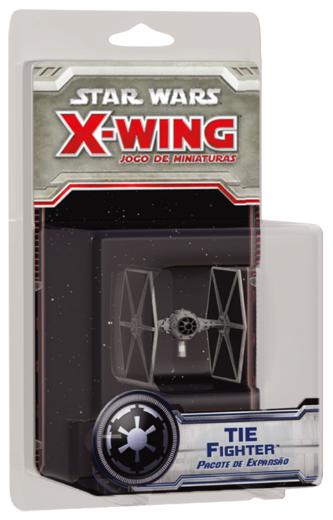 Jogo Star Wars X-Wing Expansão TIE Fighter