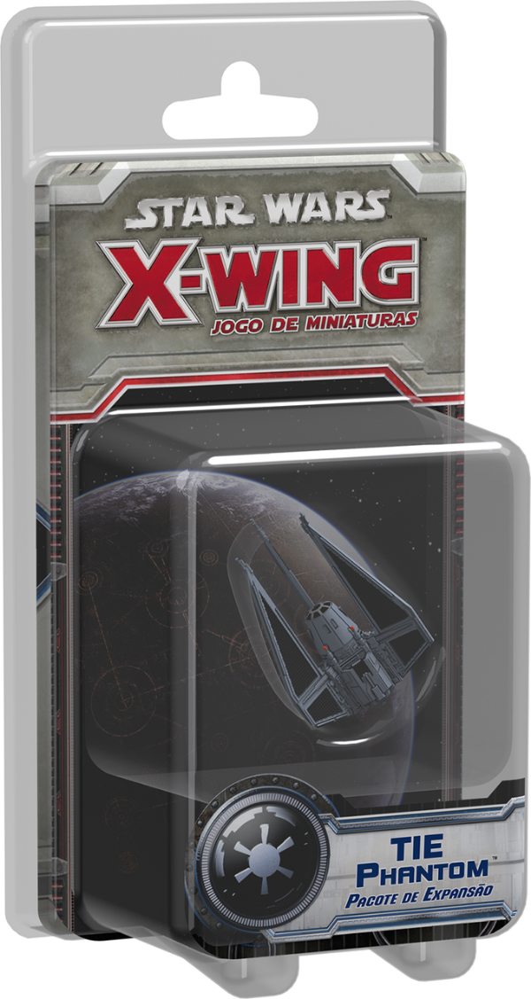 Jogo Star Wars X-Wing Expansão TIE Phanton