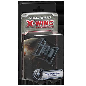 Jogo Star Wars X-Wing Expansão TIE Punisher