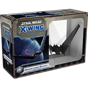 Jogo Star Wars X-Wing Expansão Upsilon-class Shuttle