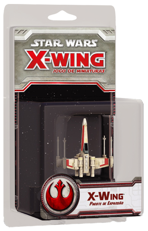 Jogo Star Wars X-Wing Expansão X-Wing