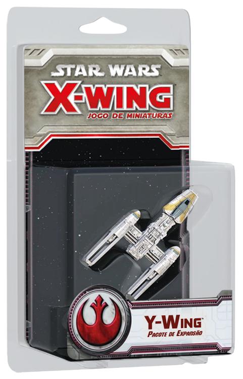 Jogo Star Wars X-Wing Expansão Y-Wing