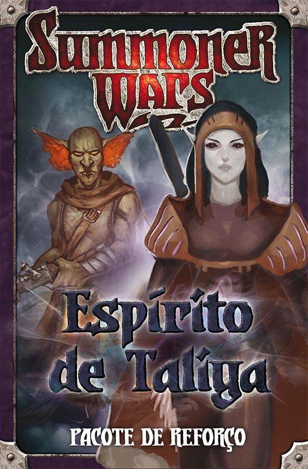 Jogo Summoner Wars Pacote de Reforço Espírito de Taliya