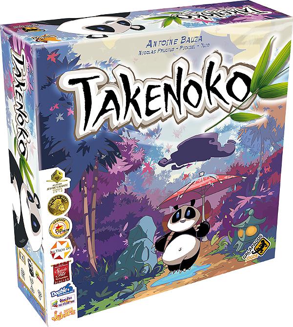 Jogo Takenoko