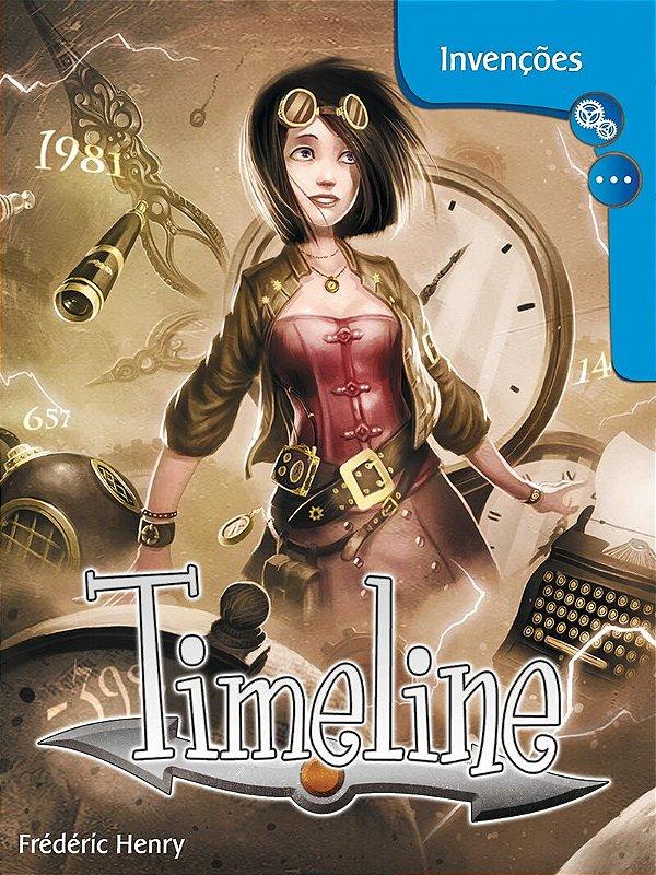 Jogo Timeline: Invenções