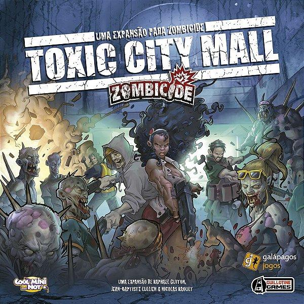Jogo Toxic City Mall - Expansão, Zombicide
