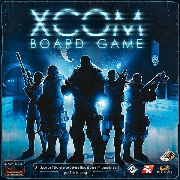 Jogo XCOM Board Game