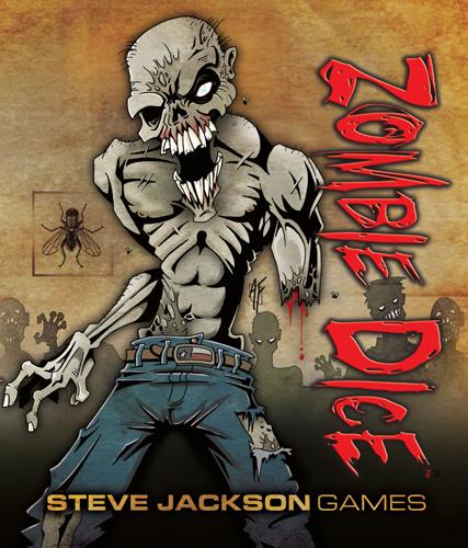 Jogo Zombie Dice