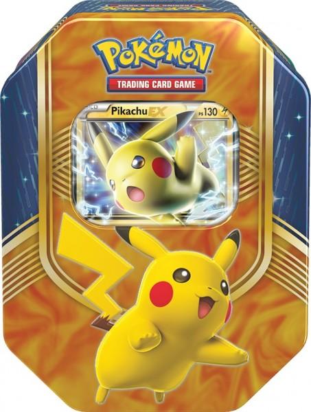 Pokémon TCG Lata Batalha do Coração - Pikachu