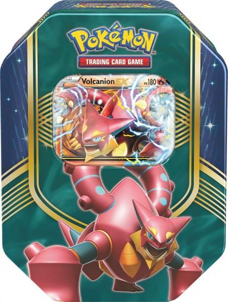 Pokémon TCG Lata Batalha do Coração - Volcanion