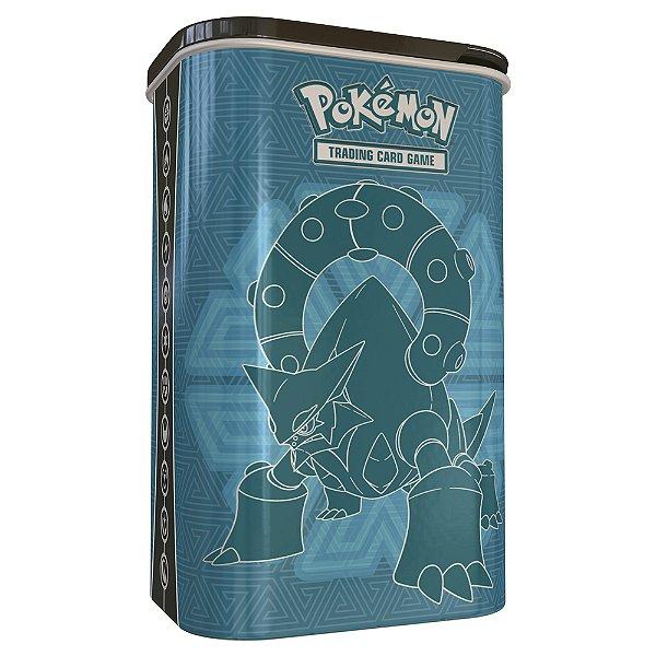 Pokémon TCG Lata Porta Cards - Volcanion