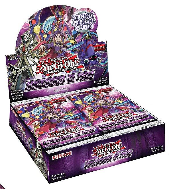 Yu-Gi-Oh! Booster Box Dominadores da Fusão