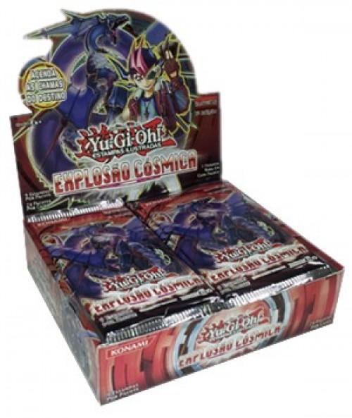 Yu-Gi-Oh! Booster Box Explosão Cósmica