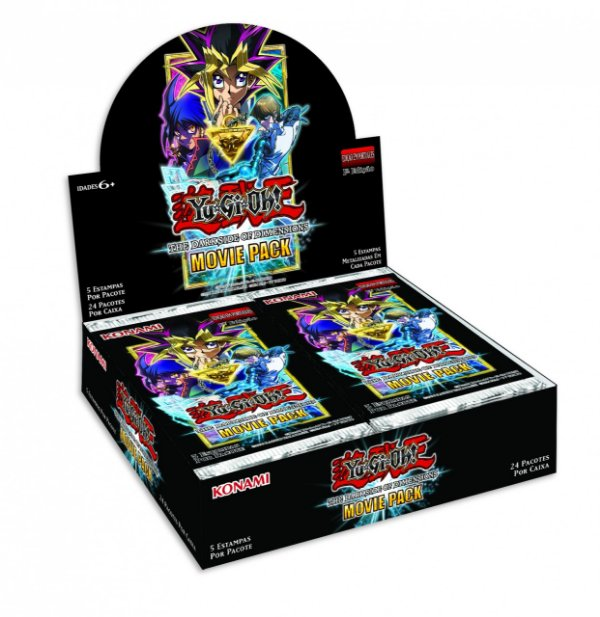 Yu-Gi-Oh! Booster Box The Dark Side of Dimensions