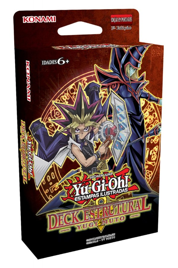 Yu-Gi-Oh! Deck Estrutural Yugi Muto