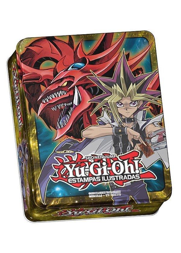Yu-Gi-Oh! Mega-lata 2016 Yugi & Slifer