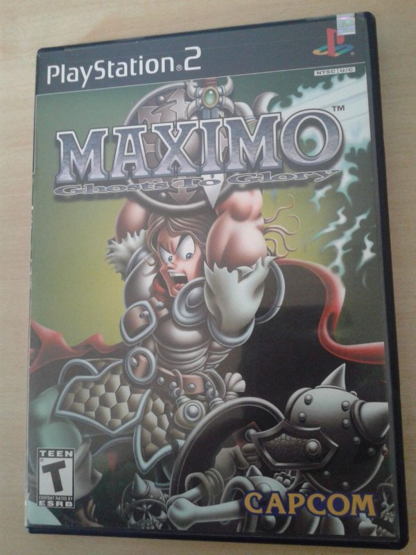 Game Para PS2 - Maximo Ghosts To Glory NTSC-US