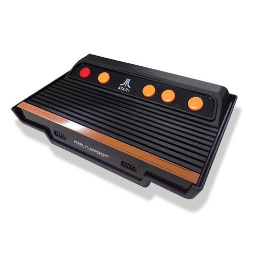 Console Atari Flashback 7 Tectoy Com 101 Jogos Na Memória