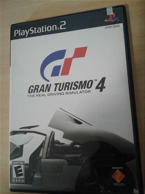 Game Para PS2 - Gran Turismo 4 NTSC/US