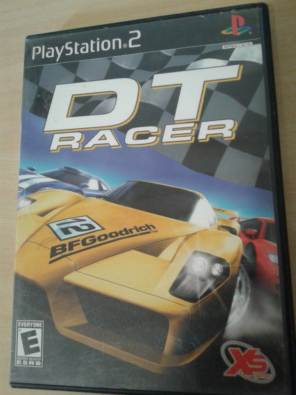 Game Para PS2 - Dt Racer NTSC/US