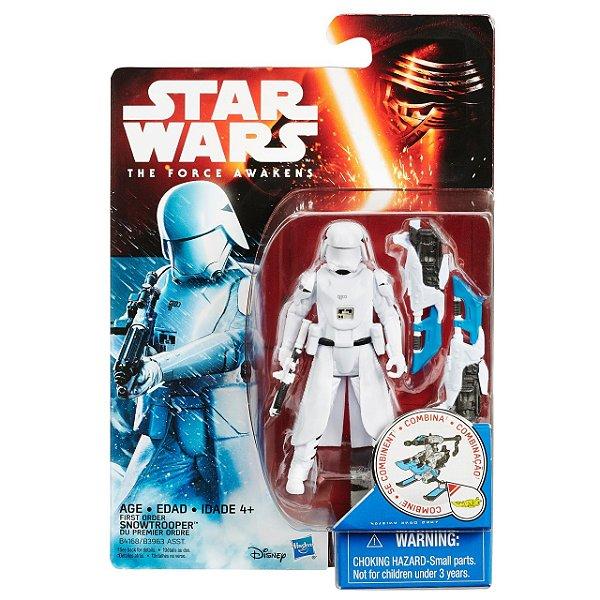 Boneco Star Wars The Force Awakens - First Order Snowtrooper