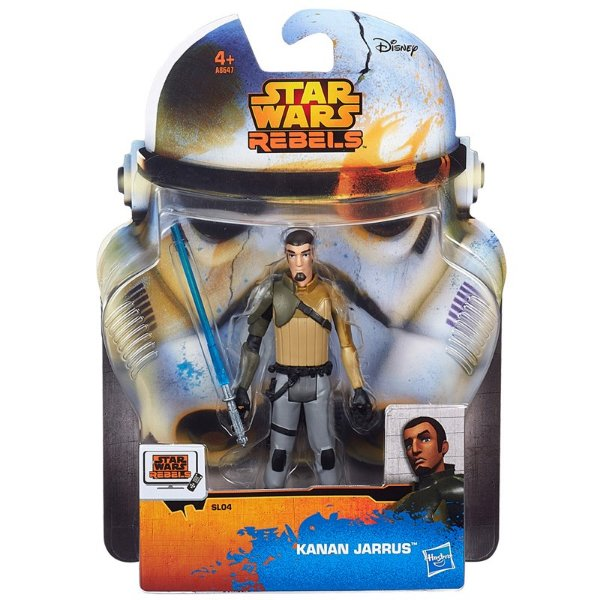 Boneco Star Wars Rebels Saga Legends - Kanan Jarrus