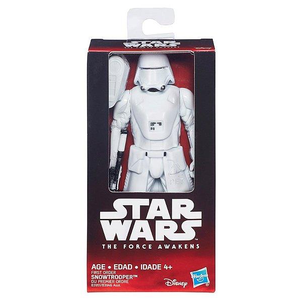 Boneco Star Wars Episode Vii 15 cm - Snowtrooper