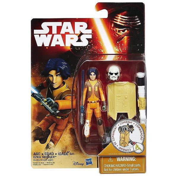 Boneco Star Wars The Force Awakens - Ezra Bridger
