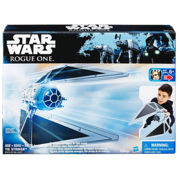 Veículo Star Wars Rogue One Value TIE Striker