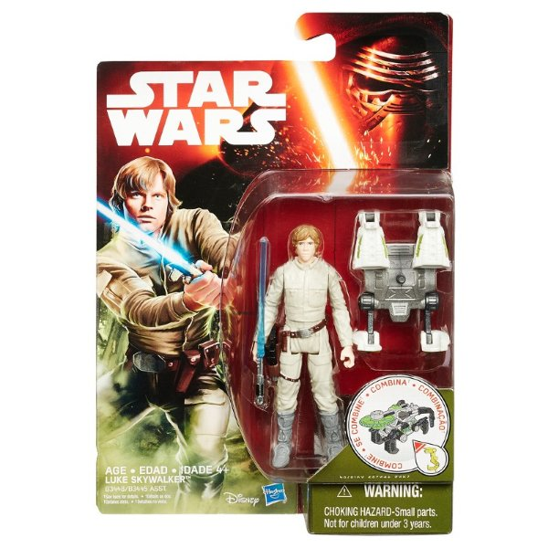 Boneco Star Wars The Force Awakens - Luke Skywalker