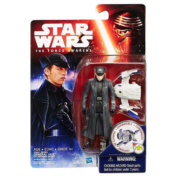 Boneco Star Wars The Force Awakens - First Order Gerneral Hux