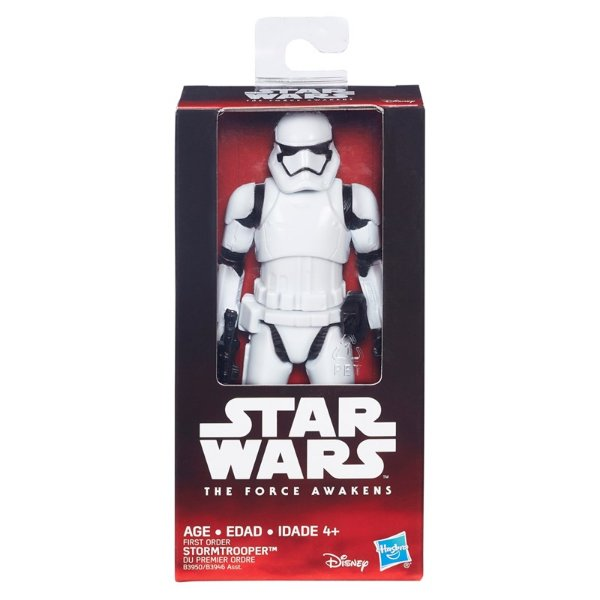Boneco Star Wars Episode Vii 15 cm - Stormtrooper