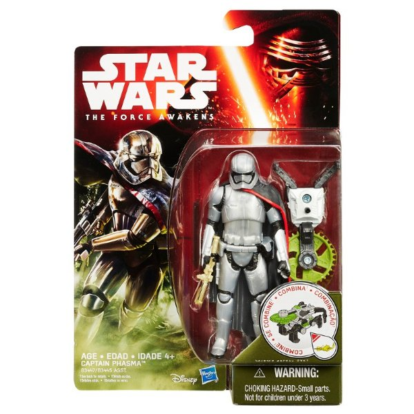 Boneco Star Wars The Force Awakens - Captain Phasma