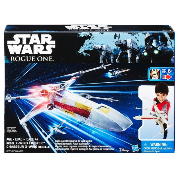 Veículo Star Wars Rogue One Value X-wing