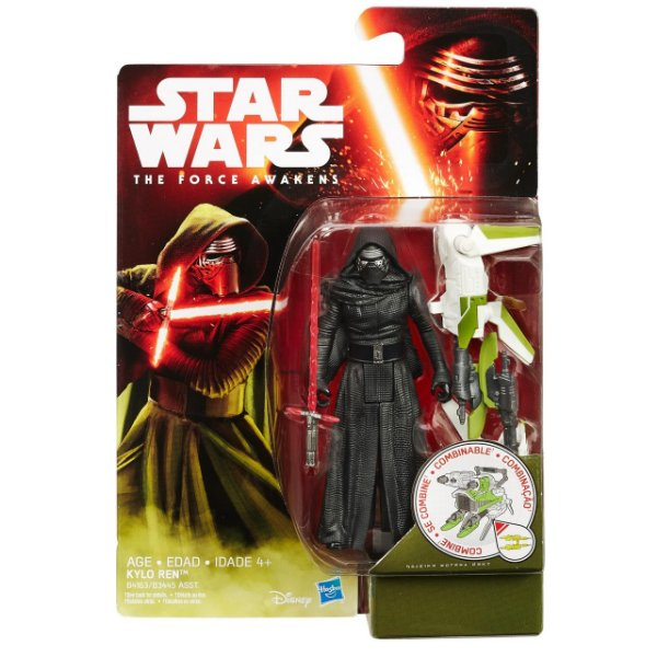 Boneco Star Wars The Force Awakens - Kylo  Ren