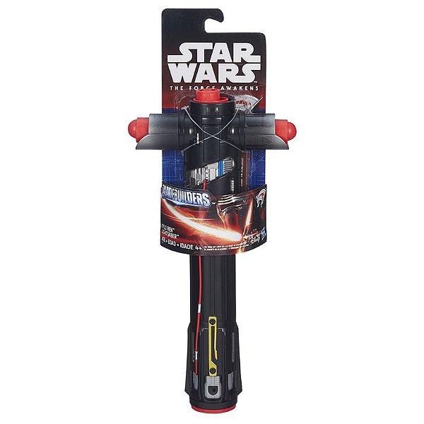 Star Wars Sabre De Luz Basico Blade Builders Episódio VII - Kylo Ren