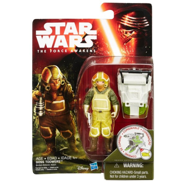 Boneco Star Wars The Force Awakens - Goss Toowers