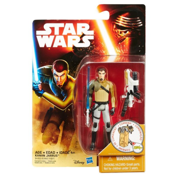 Boneco Star Wars The Force Awakens - Kanan Jarrus