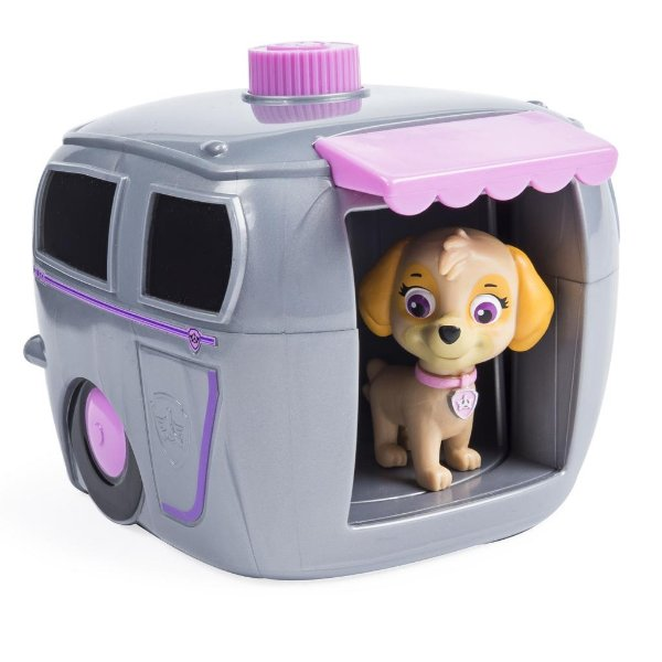 Patrulha Canina - Playset do Pet ao Heroi Skye